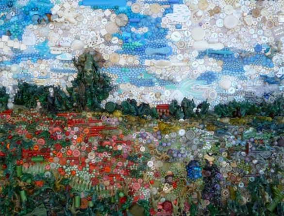 jane Monet Poppies