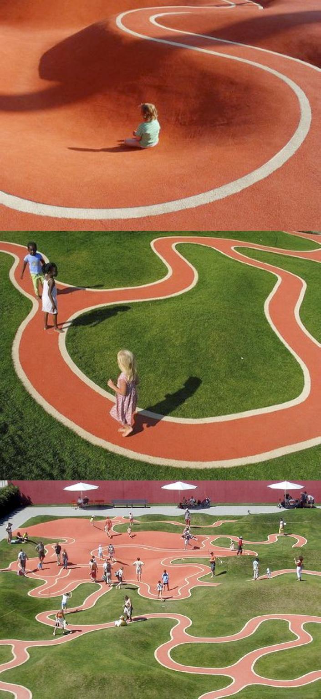 Spazio di gioco a Monaco