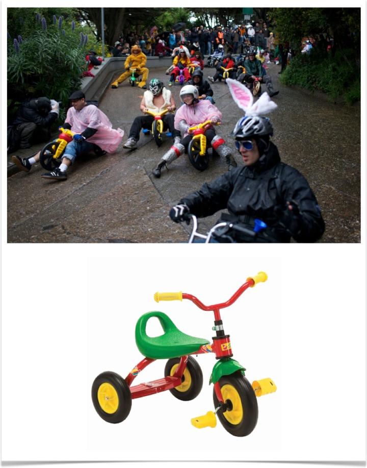 Triciclismo Sport