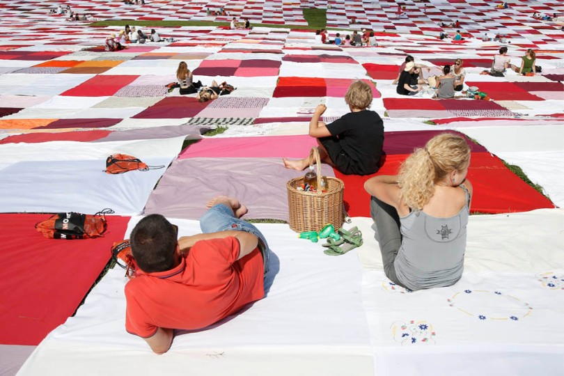 Switzerland Art Picnic