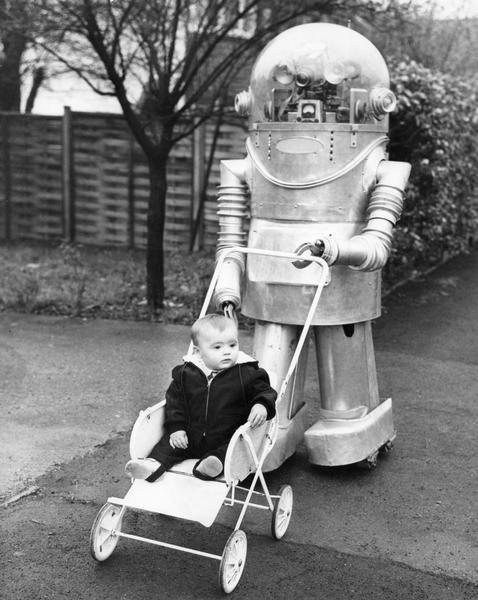 Babysitter Robot '50