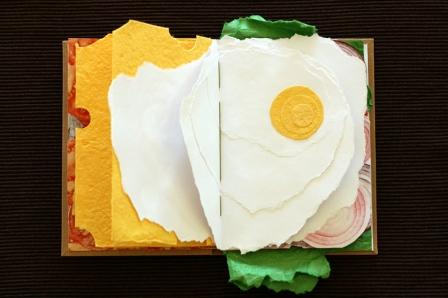 Libro sandwich