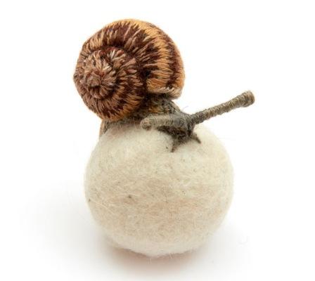Lumaca in lana (moda inverno)